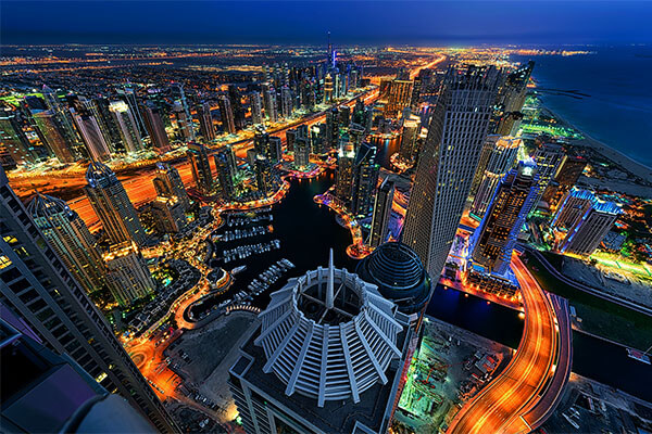 Открытие офиса VipBtc в Дубаи
