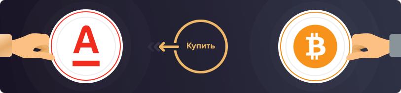 Купить Bitcoin через Альфа-банк