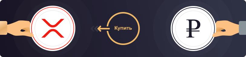 Купить Ripple за рубли