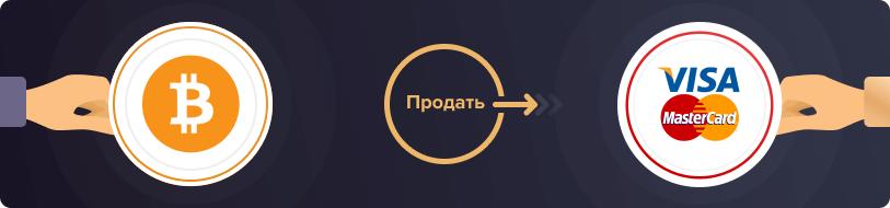 Перевод Биткоинов на карту