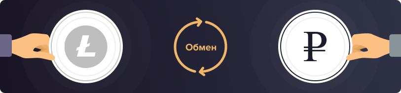 Обмен Litecoin