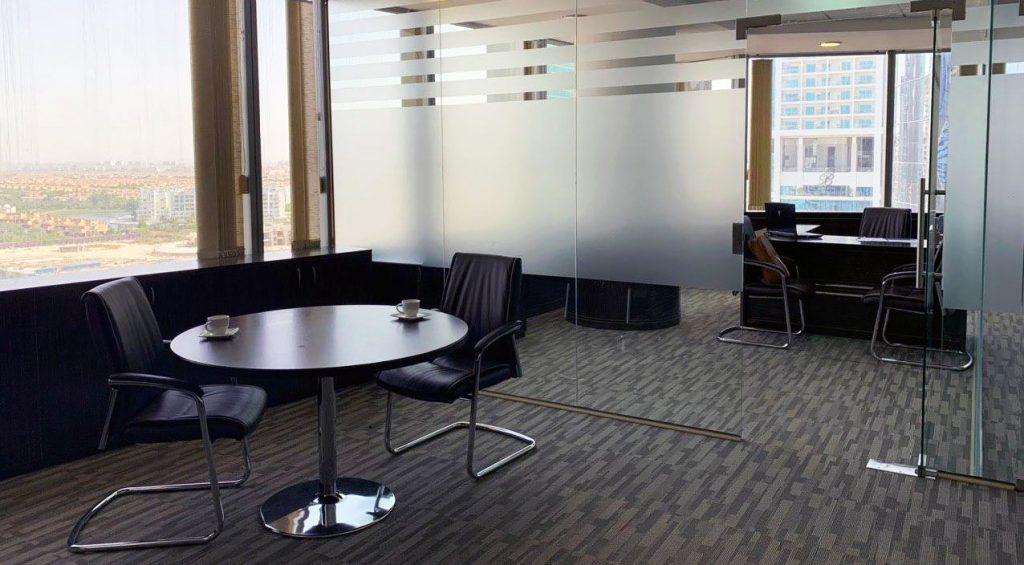 Офис VIPBTC в Дубае